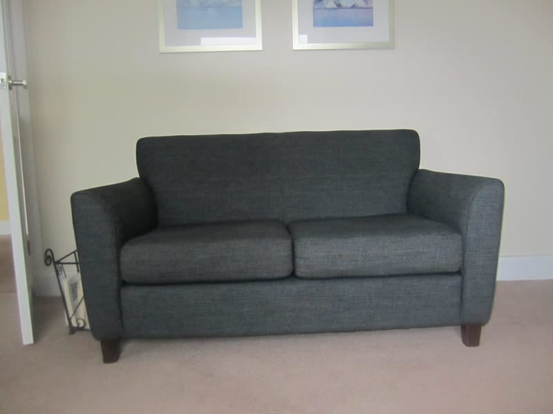 Newlook Upholstery - Re-upholstered Sofa