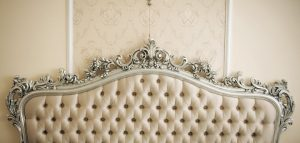 A Traditional Headboard - Created for a 5 star London hotel